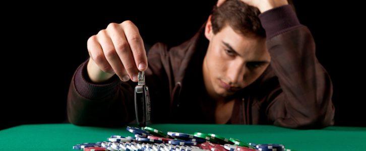 a gambling problem
