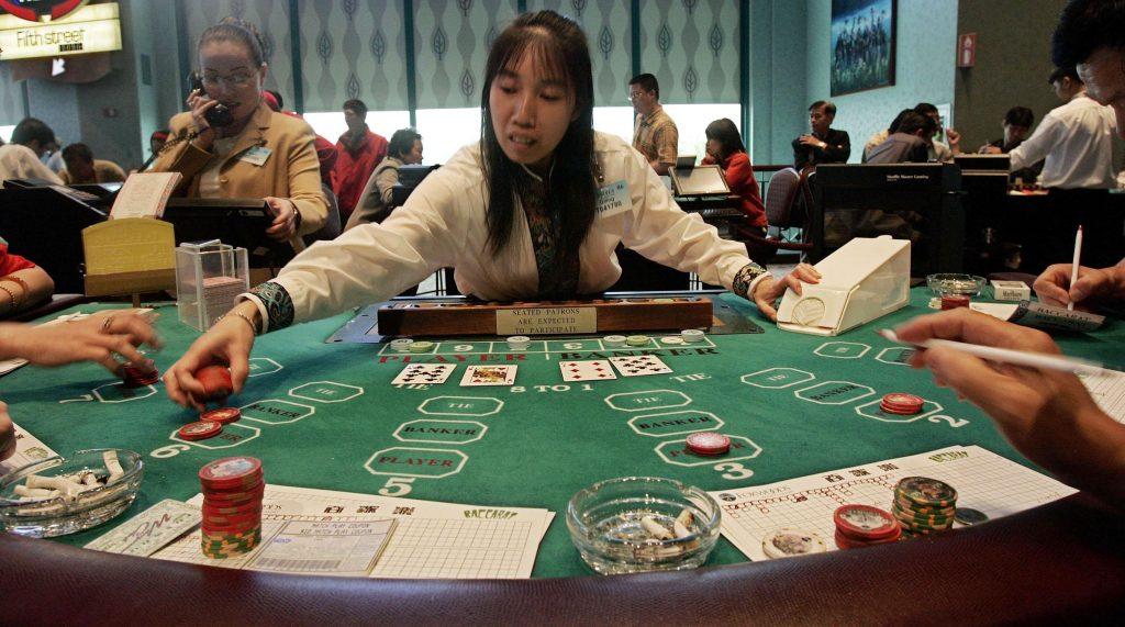 casino u games