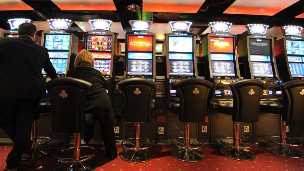 online slot machine no money